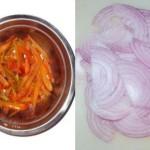 Locoto y cebolla